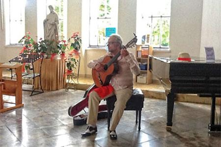 Akustyka we wnętrzach. Muzyka w kościele