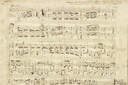Historia muzyki gitarowej, Fryderyk Chopin