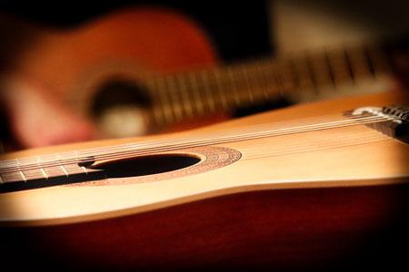 Gitara klasyczna, classical guitar